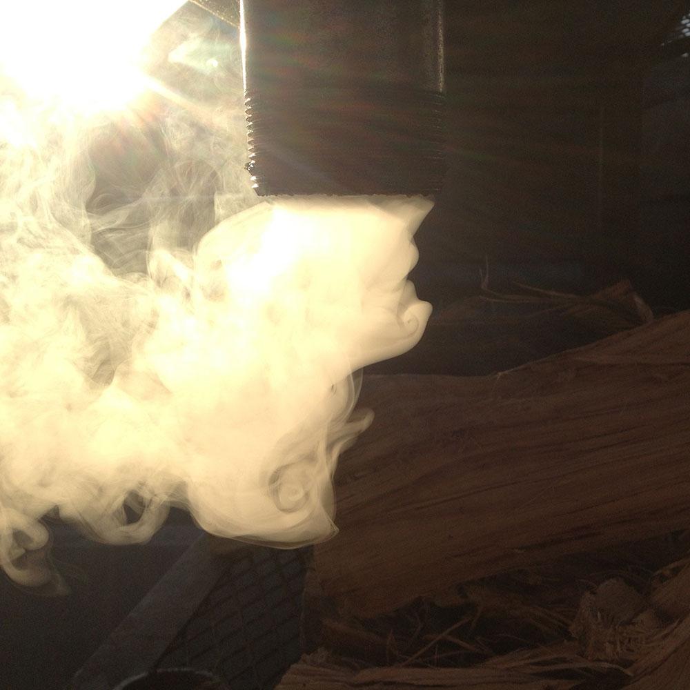 Morning Smoke   Love and Smoke Barbecue
